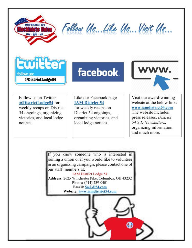Organzing Flyer 06.19.19
