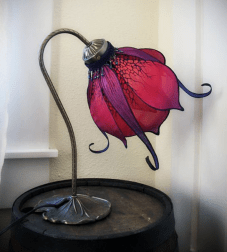 Lamp, Little Wing Faerie Art