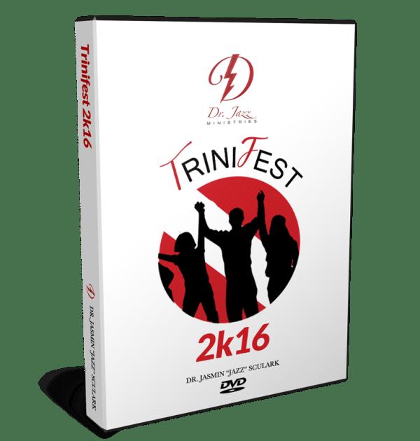 Trinifest 2k16 DVD