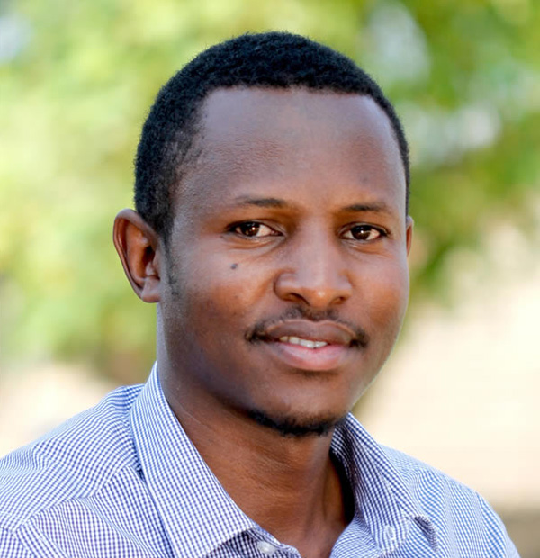 DANIEL MUGERWA  Coordinator / Communication