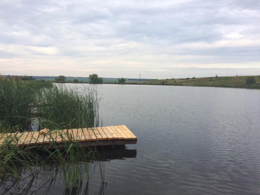 Малый Мастиновский пруд