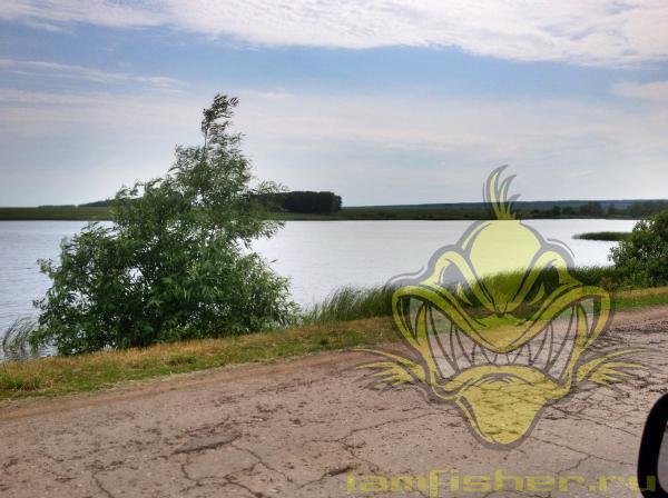 РПУ №464. пруд в Усть-Узе