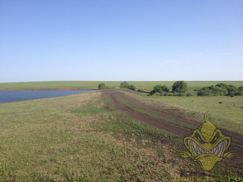 Черенцовский пруд