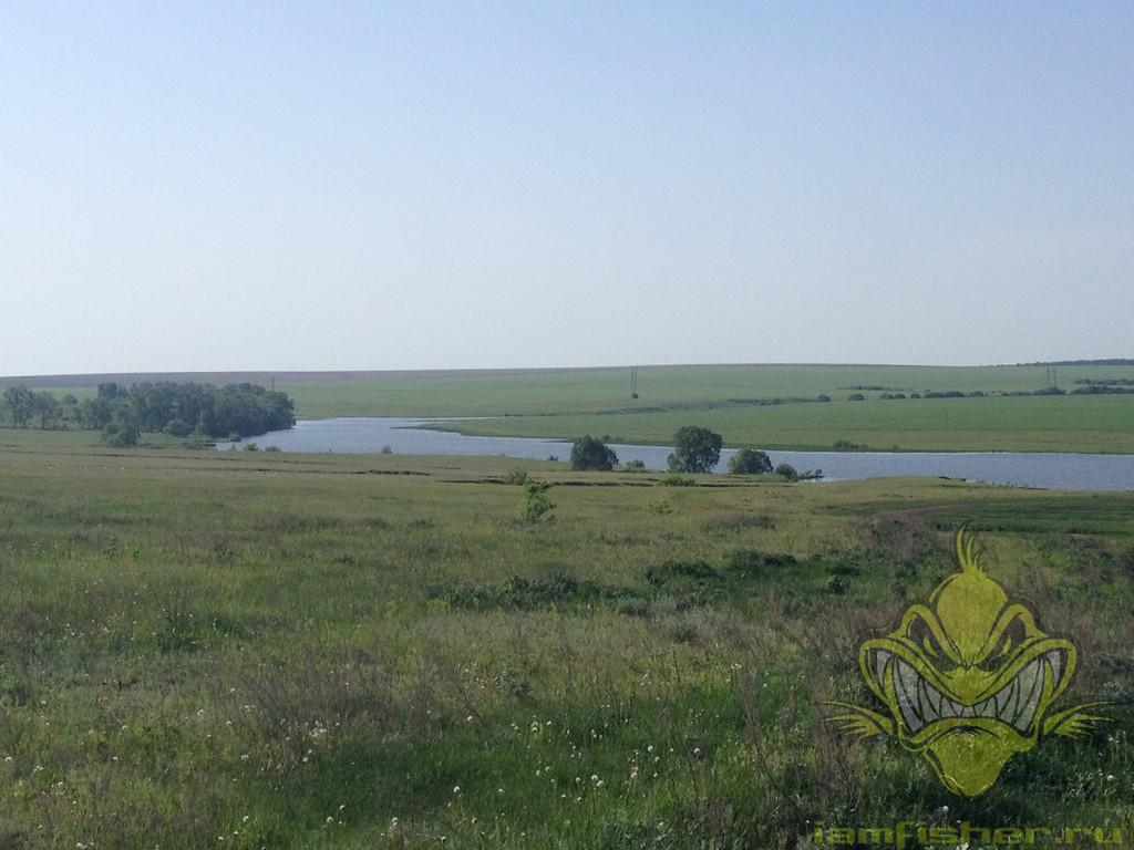 пруд Кизюрин сад