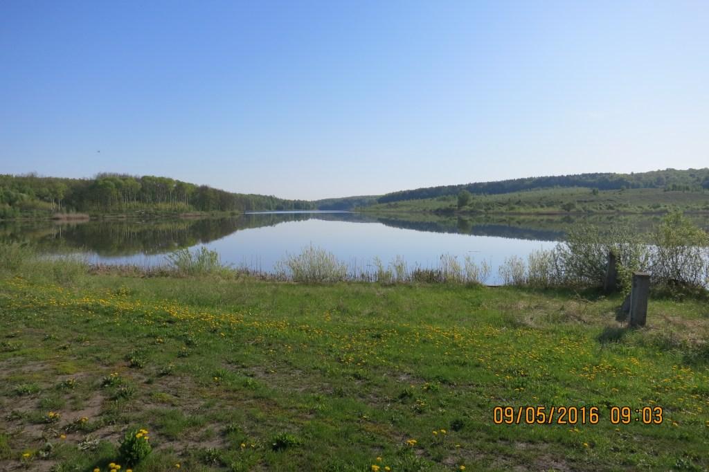 Пруд Красные озера