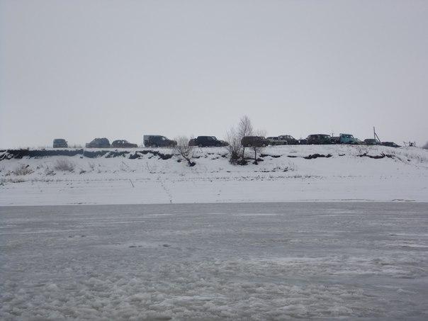 Левашовский пруд
