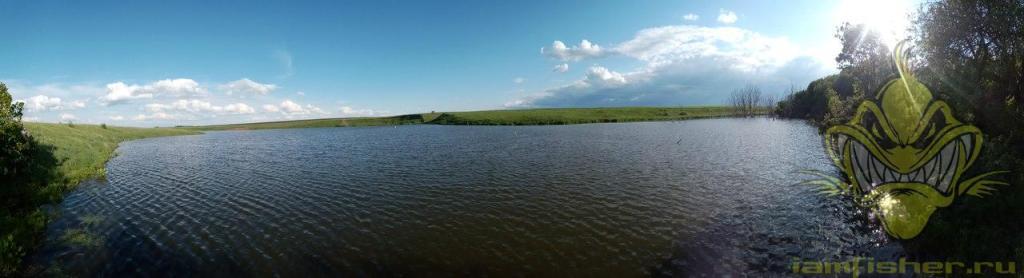 пруд Хуторской