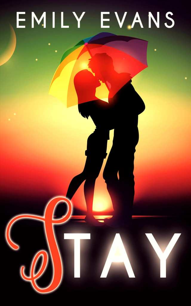 stay romance book cover design by Iamgonegirldesigns