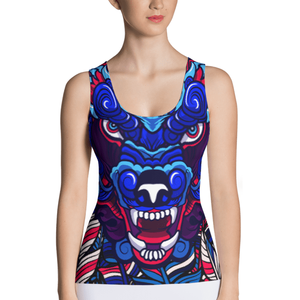 Beasts of The Hidden Wild Tank Top