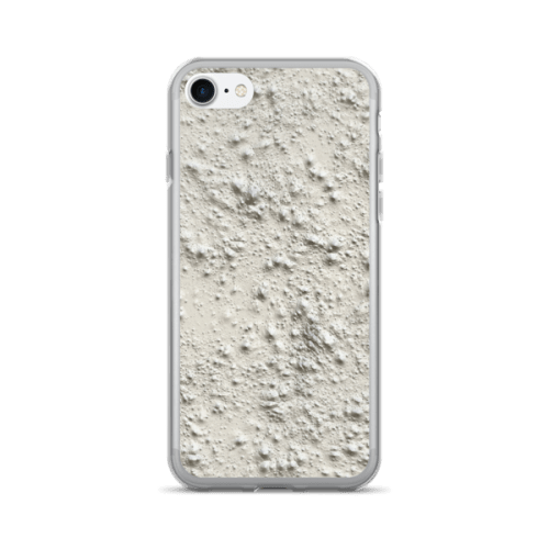 Rough Rock Ashy Texture iPhone 7/7 Plus Case