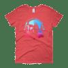 Death Radio Head Women's t-shirt
