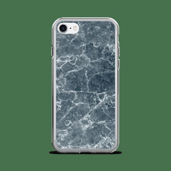 Marble Rock Sea Blue Texture iPhone 7/7 Plus Case