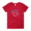 Blossom My Heart Women's t-shirt
