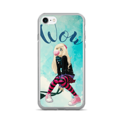 Wow Starry Girl iPhone 7/7 Plus Case