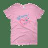 Blossom My Heart Women's t-shirt
