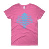 Blue Ornamental Women's t-shirt