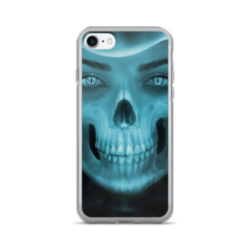 Skull Face X-ray iPhone 7/7 Plus Case