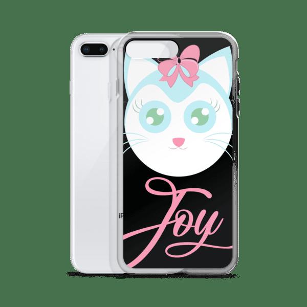 Joyful Cat iPhone Case
