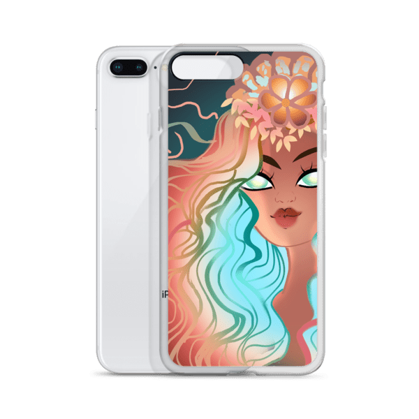 Wicked Belle iPhone Cases