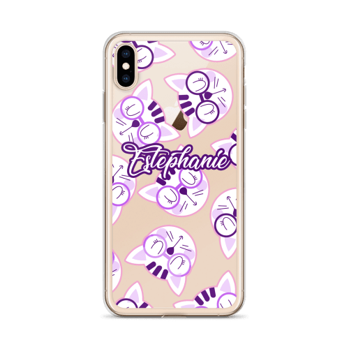 Maine Coon Geeks iPhone Case