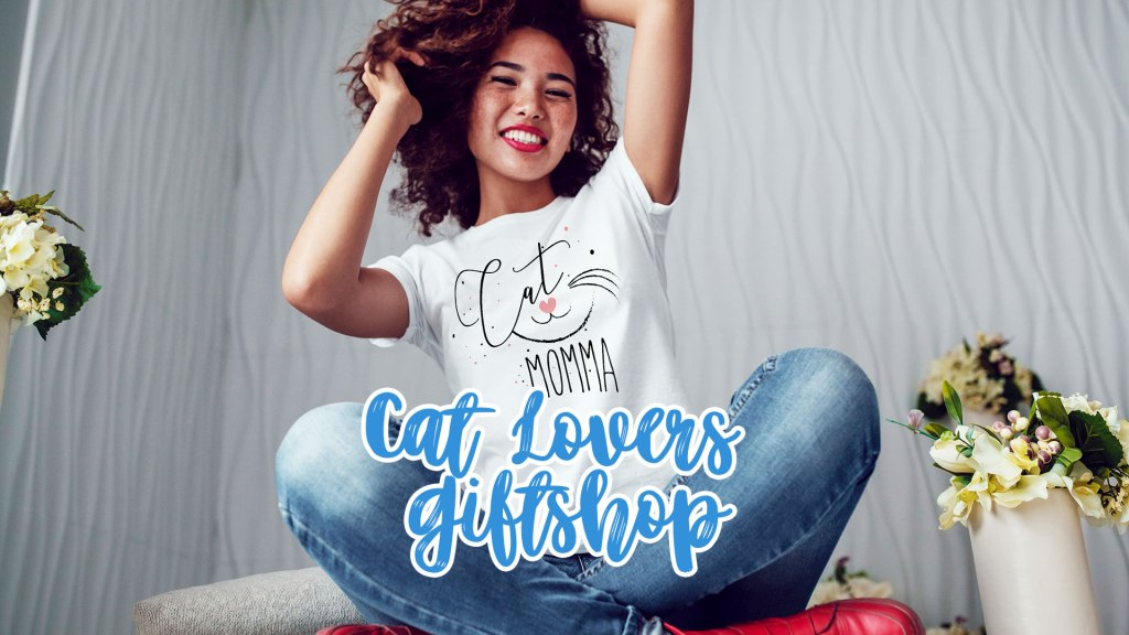 cat lovers gift shop