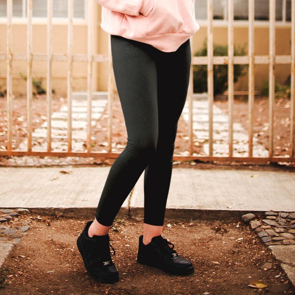 Ultimate Noir Leggings for women
