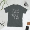 Women's Funny Quote T-Shirt - Don't Give Up On Dreams