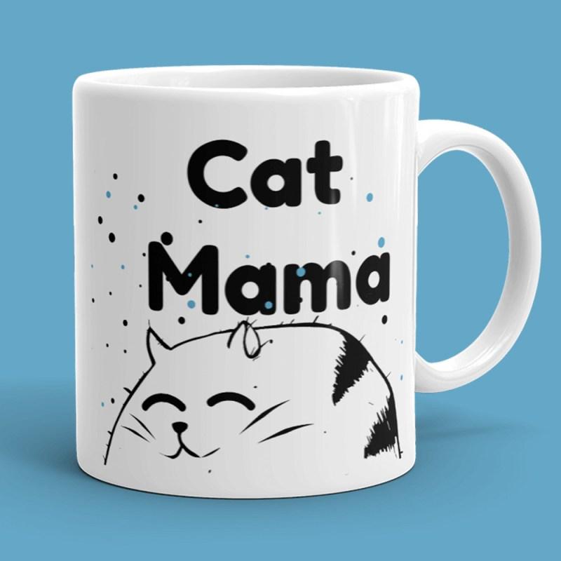 cat mama mug for cat lovers christmas mug gift cute