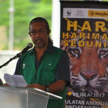 Malaysia is the first country in Southeast Asia to register for CA-TS (Conservation Assured for Tiger Standards)