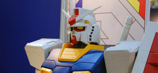 Gundam Fiesta Singapore 2009 – Down memory lane