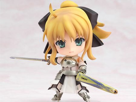 First Nendoroid – Saber Lily
