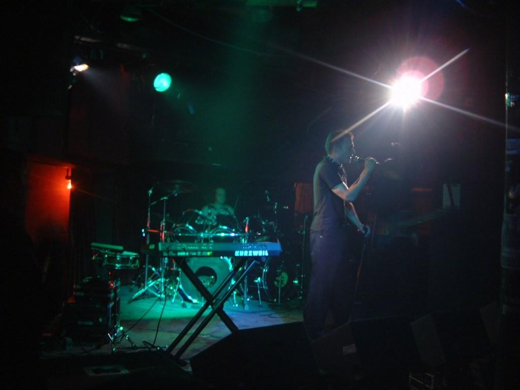 futureBLU Live at Elbow Room