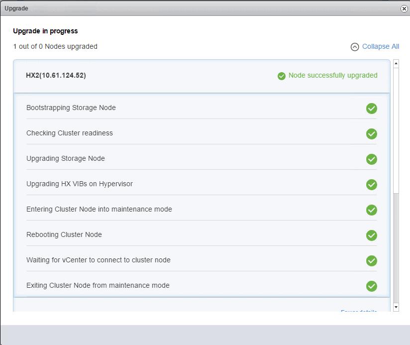 Hyperflex Upgrade