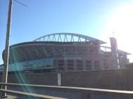 Seahawk stadium