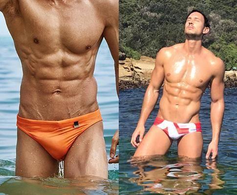 Mùa Hè rồi, trên Instagram người ta mặc quần bơi nam gì đấy?