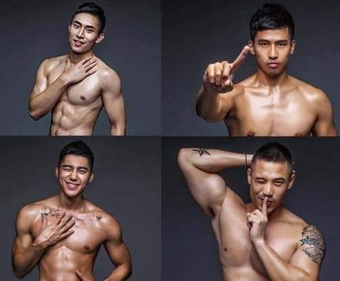 Bộ ảnh truyền thông đồng tính và những phản ứng cười muốn 'thòng chym'