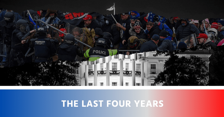 The Last Four Years