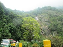 Railway Bridge and Waterfalls at Marappalam Coonoor Ghat Road