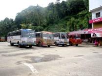 Cheruthoni bus stand