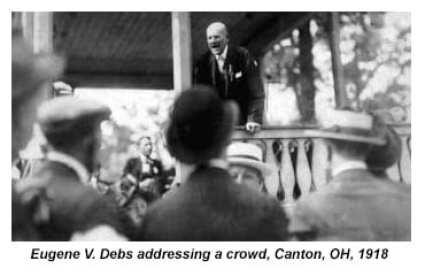 Debs 1918
