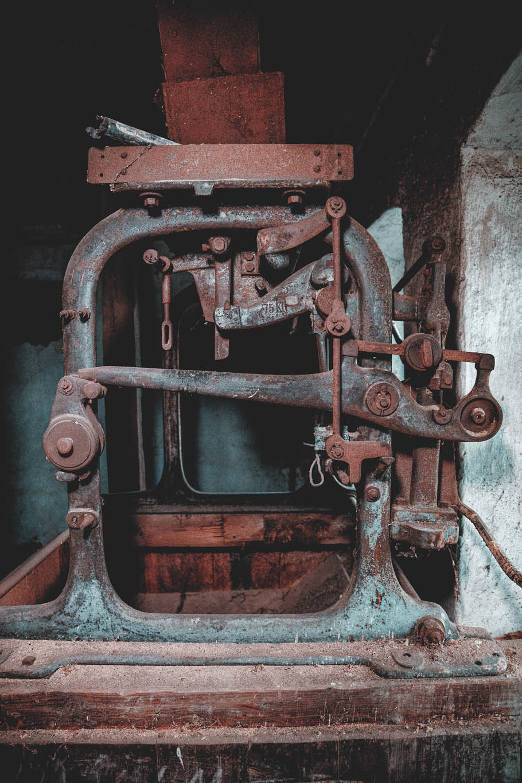 iamlost verlassene orte Köthen Malzfabrik