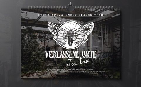 urbex lostplace urban exploring kalender 2019 rotten places