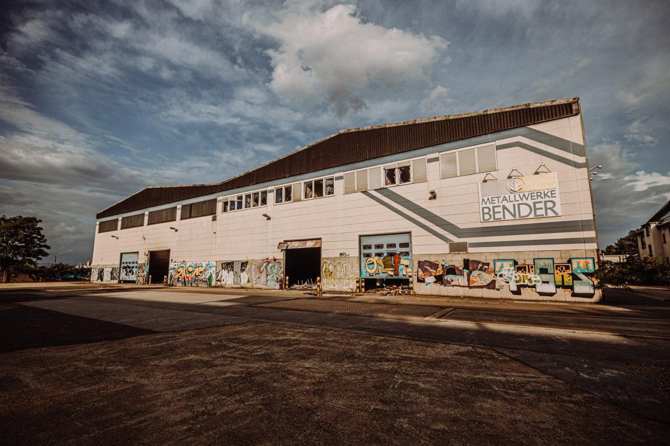 Lostplace Niederrhein - Metalwerke Bender (2 von 124)