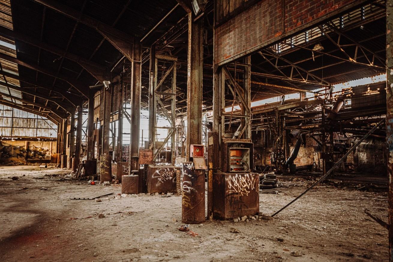 Lostplace Niederrhein - Metalwerke Bender (37 von 124)