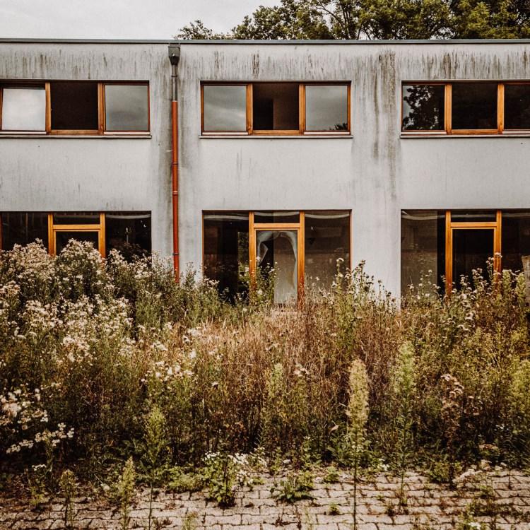 iamlost verlassene orte lostplace lostplaces urbex urban exploring Tagungshotel Kerken Nrw