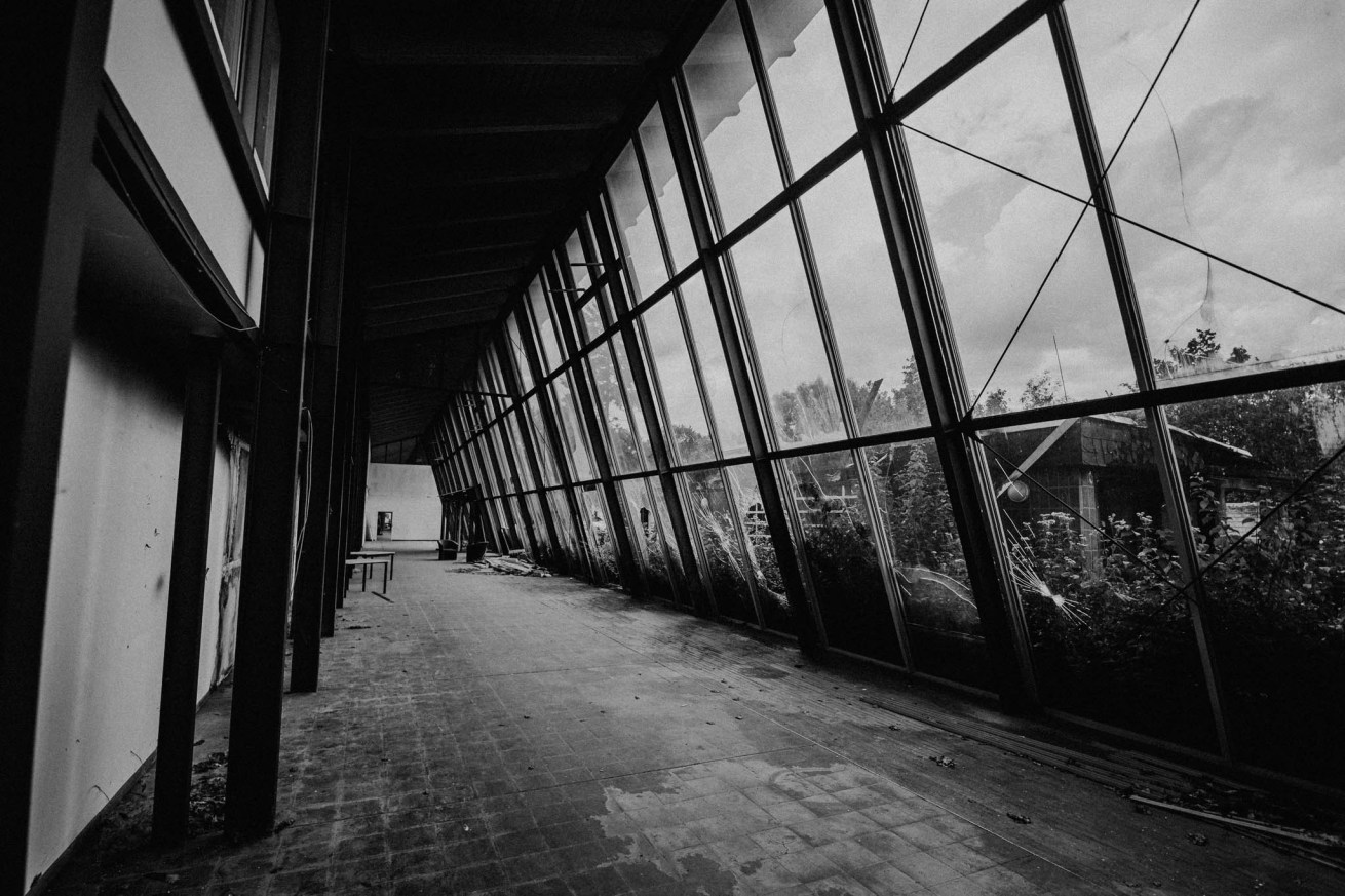 Lostplace Niederrhein - Tagungshotel (4 von 47)