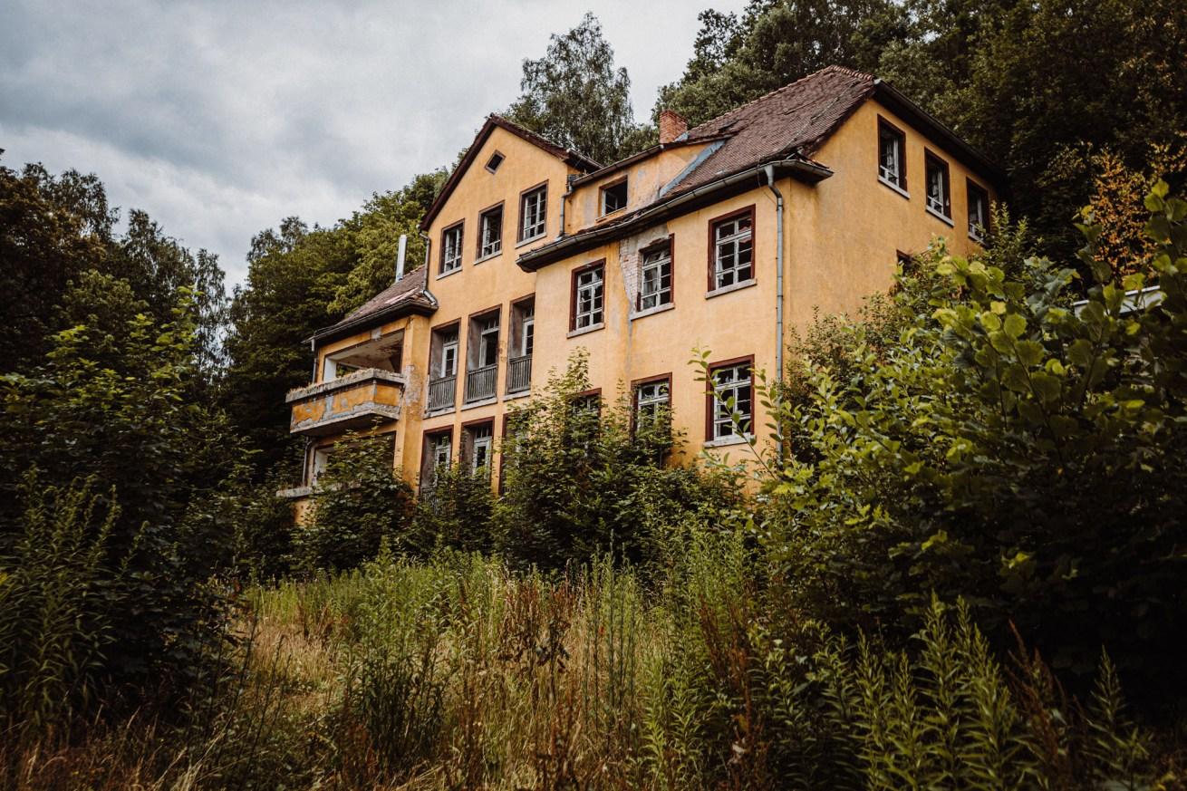 Lostplace-Thüringen-Kinderheim Hilde Koppi - Schleusingen (39 von 97)
