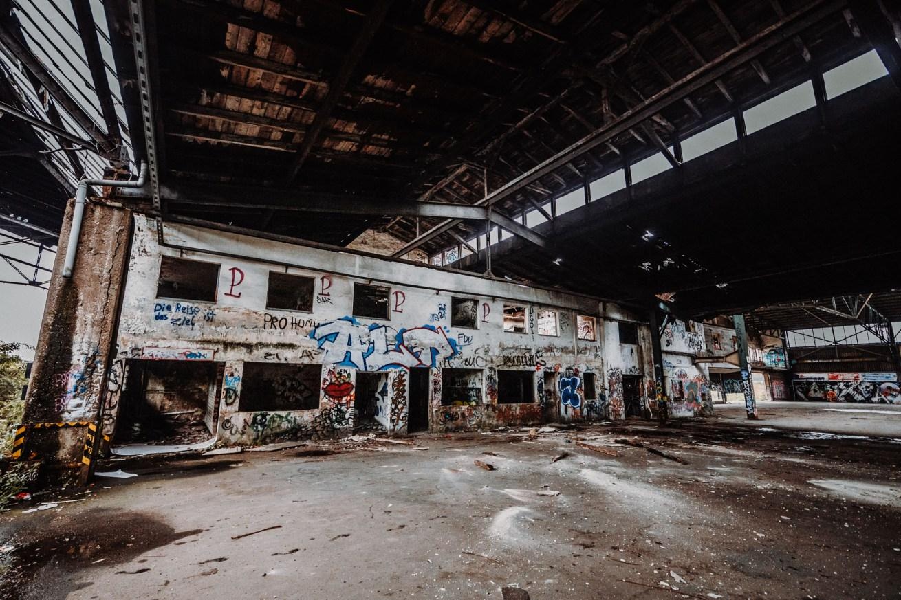 Lostplace - Güterbahnhof (17 von 117)