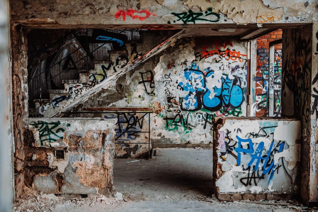 Lostplace - Güterbahnhof (46 von 117)