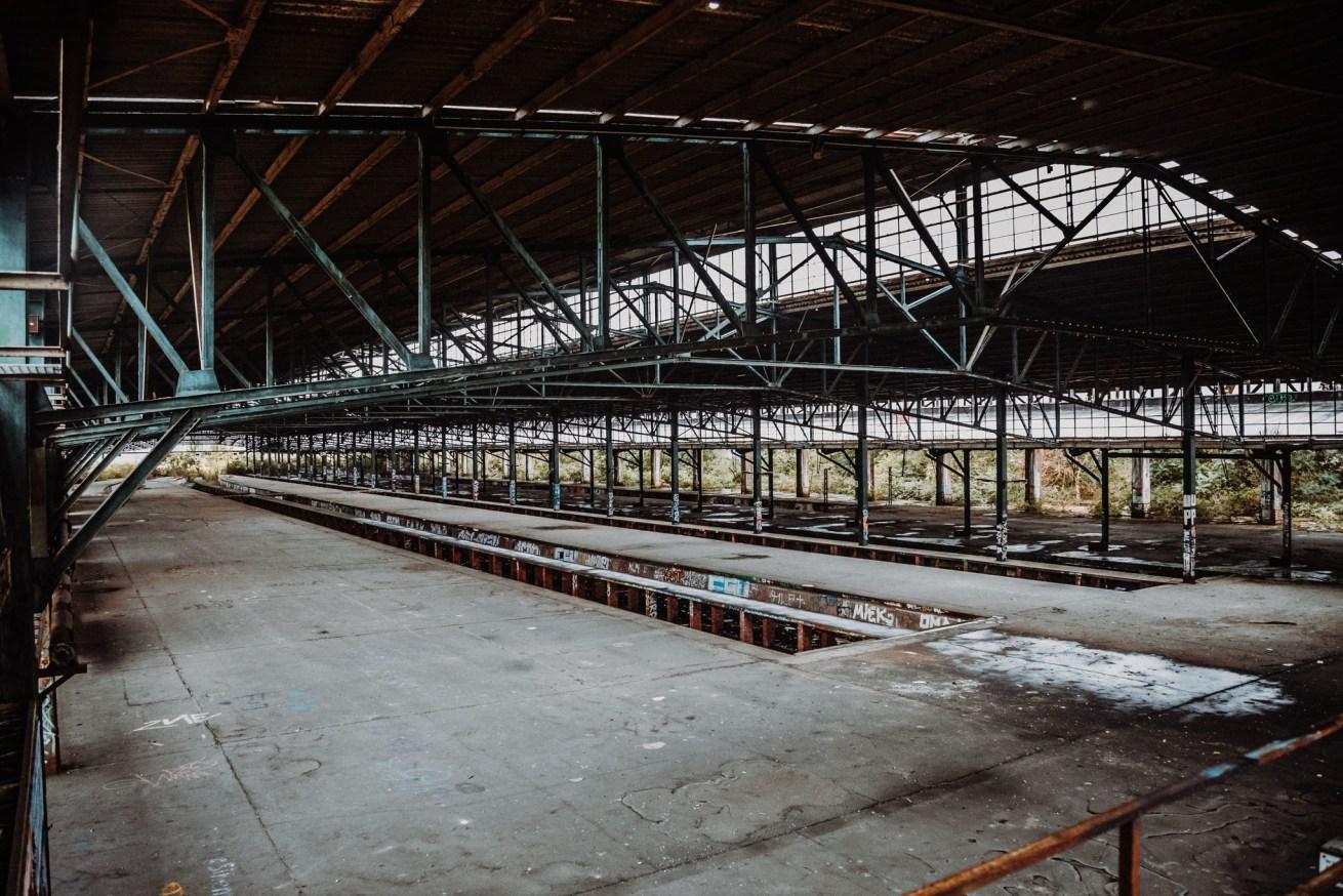 Lostplace - Güterbahnhof (51 von 117)